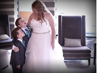 white diamond wedding videography